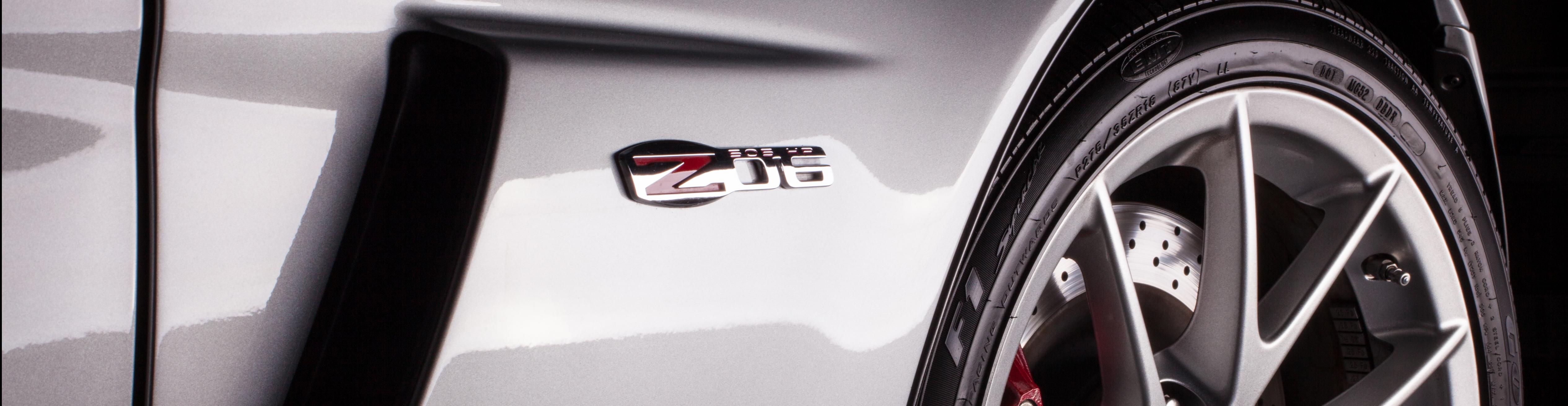 The 2009 Corvette Z06